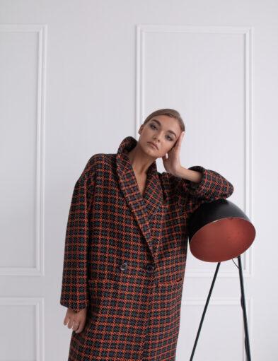 Woolen Coat Lis